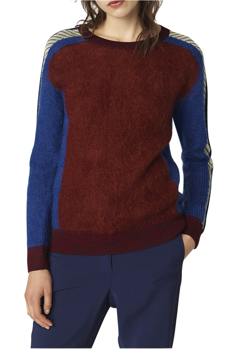 Malene Birger - Amonga Sweater - Wine