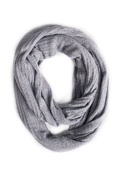 Nic + Zoe - Fluid Knit Scarf - Moonlight