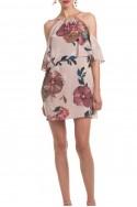 Trina Turk - Seraphima Dress - Flawless Beige