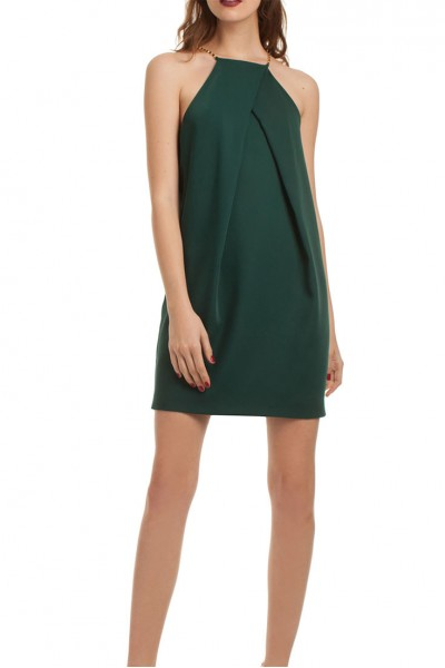 Trina Turk - Felisha 2 Dress - Forest Green