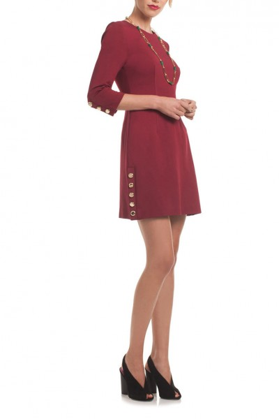 Trina Turk - Flush Dress - Currant
