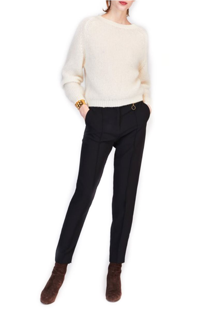 Tara Jarmon - Tailored Trousers - Black