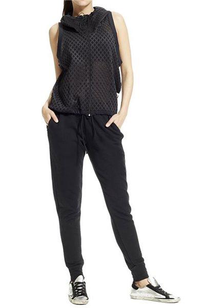 Vimmia - Bond Hooded Vest - Black