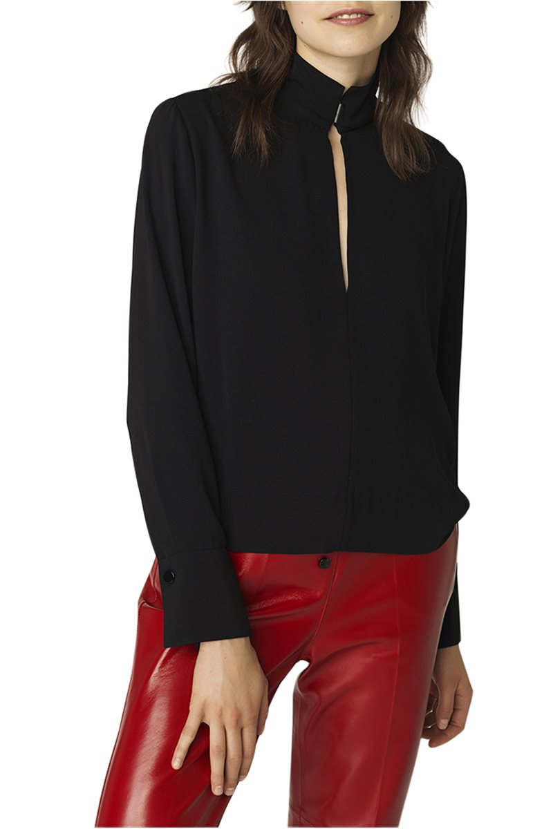 Malene Birger - Alimara Blouse - Black