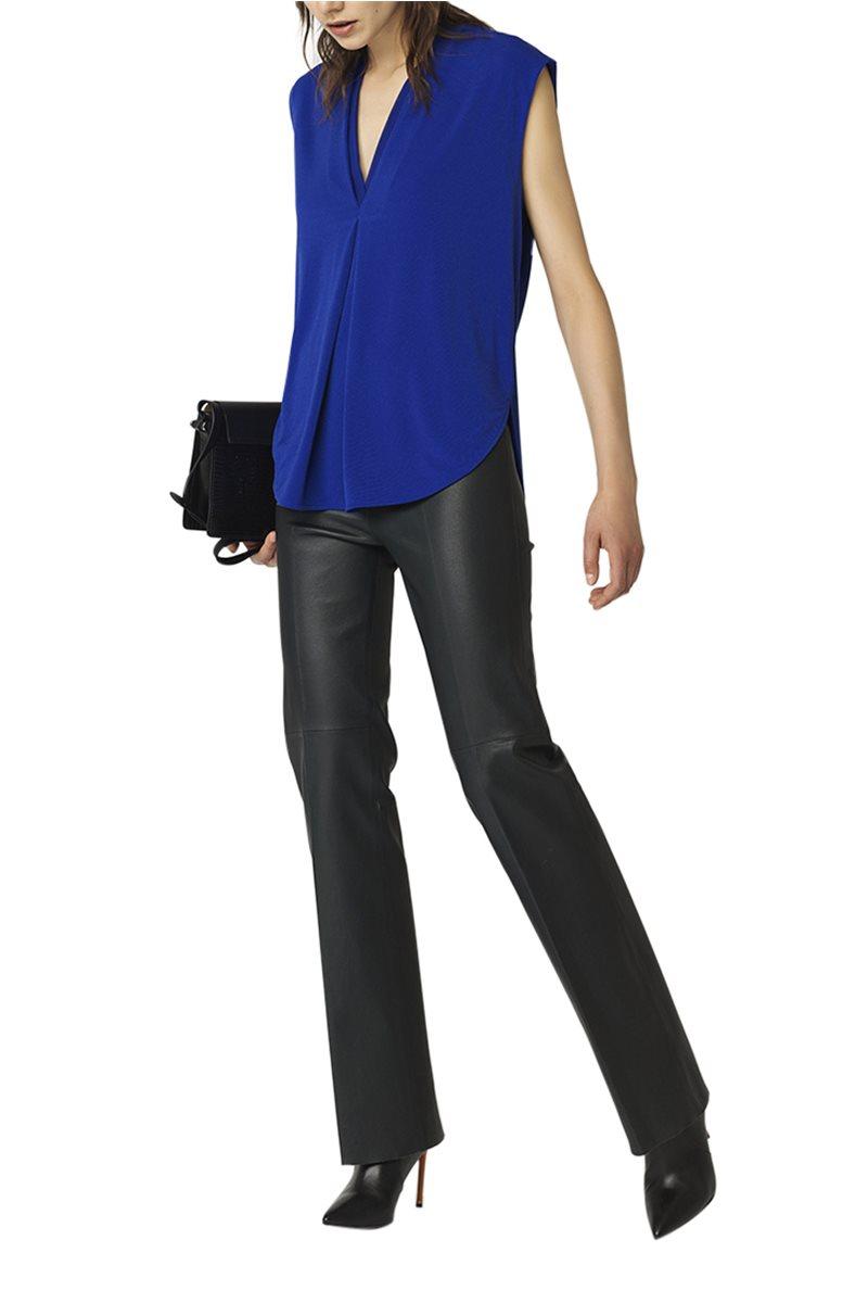 Malene Birger - Rhisa Trousers - Scarab Green