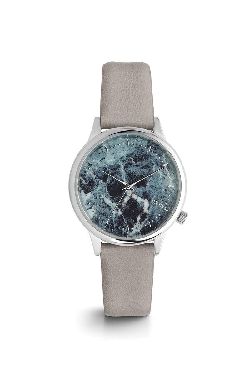 Komono Estelle Marble - Grey Marble