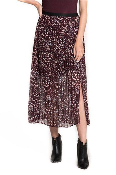 Nic + Zoe - Confetti Skirt - Multi