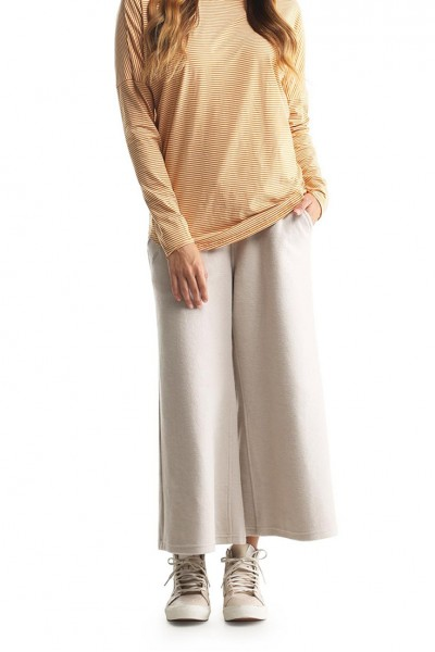 Publish Brand - Women's Jazzy Baggy Ankle Pant - Stone
