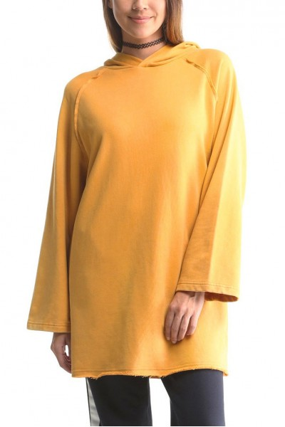 Publish Brand - Women's Valerie Dress Hoodie - Vintage Gold