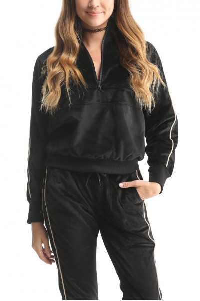 Publish Brand - Women's Jackie Pullover - Black