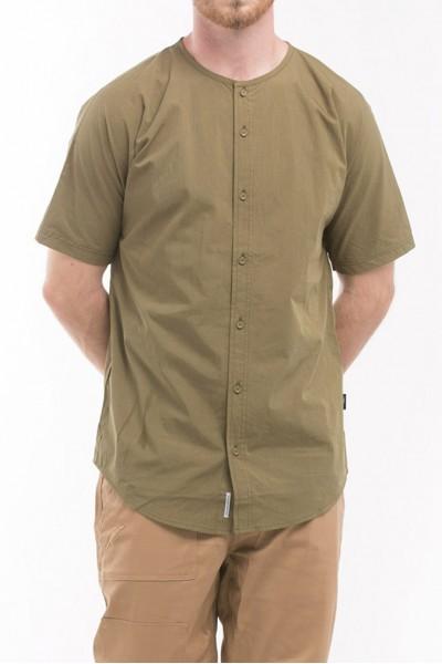 Publish Brand -  Men's Rhyss Shirt - Olive