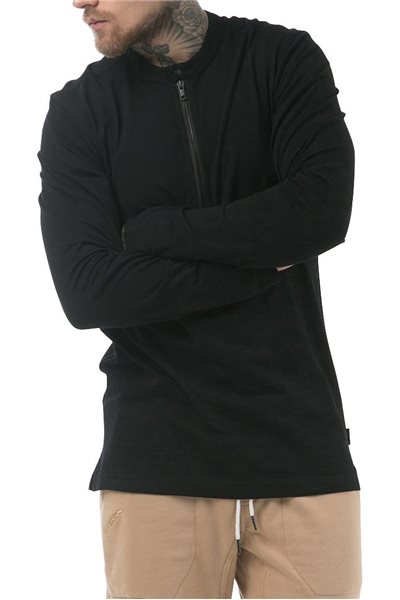 Publish Brand - Men's Korbin Knit Top - Black