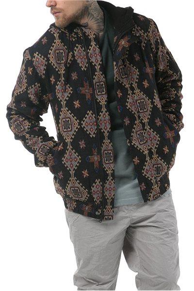 Publish Brand - Men's Majid Hooded Bomber Jacket - Black