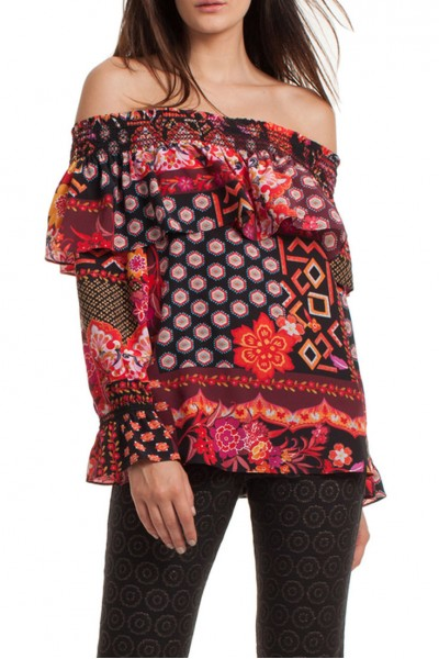 Trina Turk - Canton Top - Multi