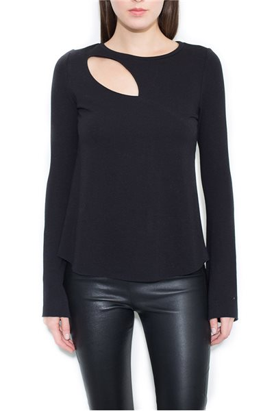 Generation love - Carla Cut Out Top - Black