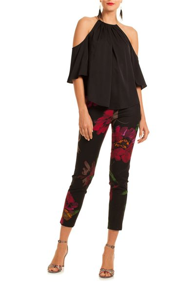 Trina Turk - Audree Top - Black