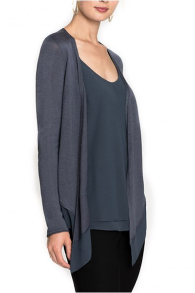 Nic + Zoe - Paired Up Cardy - Slate