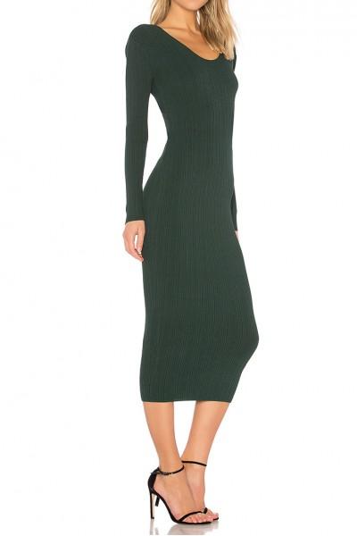 Ronny Kobo - Pearl Dress - Pine