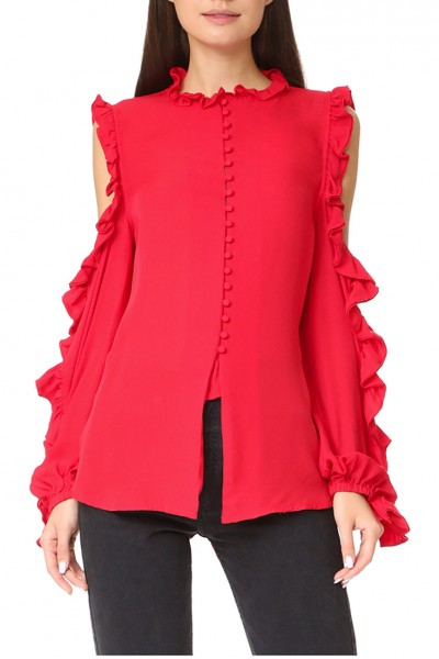 Ronny Kobo - Dabne Top - Red