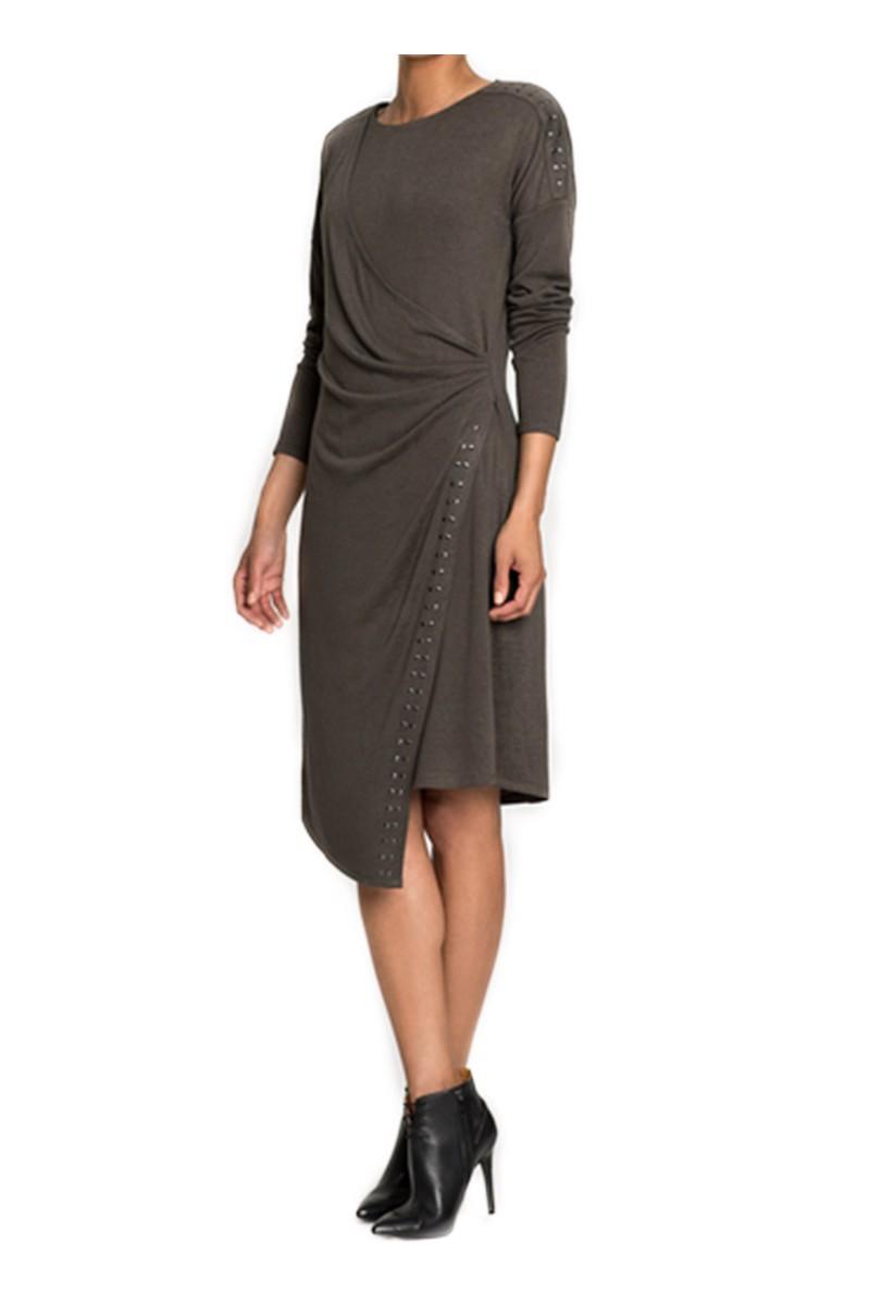 Nic+Zoe - Women's Every Occasion Stud Stretch Knit Dress - Terrene