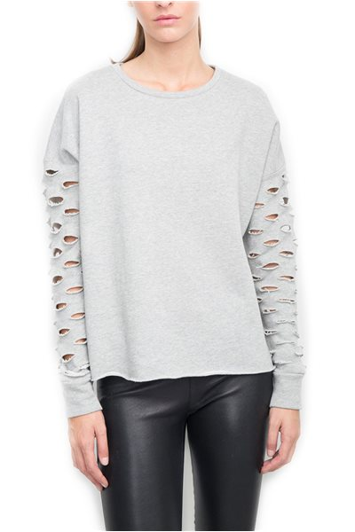 Generation Love - Women's Sweater Xander Slits Sweatshirt
