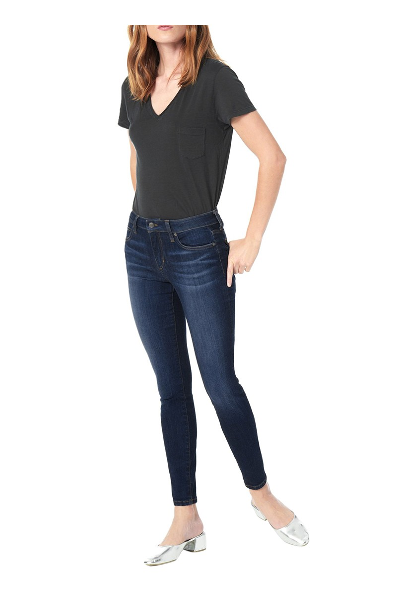 Joe's - Women's The Icon Mid Rise Skinny Ankle - Nurie