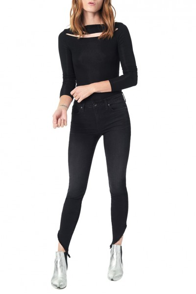 Joe's - Women's Mid Rise The Icon Skinny Ankle - Tindall