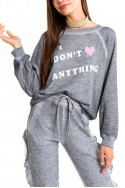 Wildfox - Women's No Love Sommers Sweater - Heather