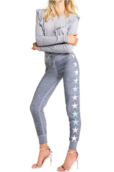 Wildfox - Women's Starlight Jack Jogger - Heather