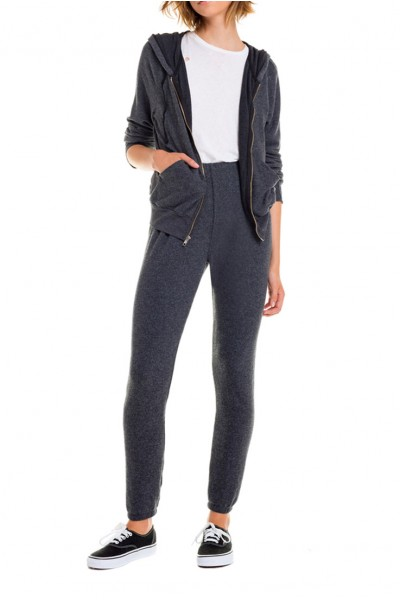 Wildfox - Women's Knox Pants - Charcoal