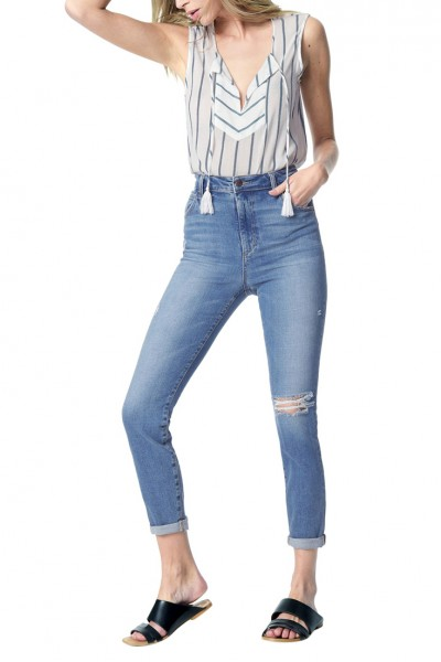 Joe's - Women's The Bella High Rise Skinny Crop - Mailou