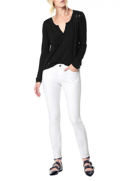 Joe's - Women's The Icon Midrise Skinny Ankle - Hennie