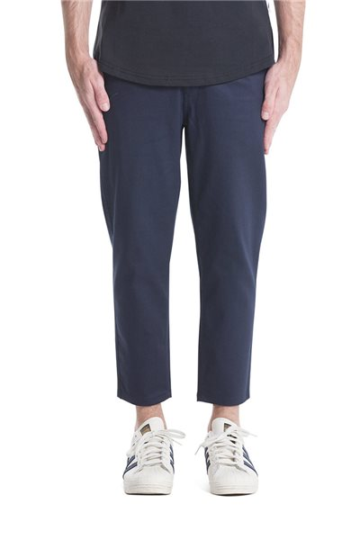 Publish Brand - Men's Tracksuits Index Ankle Bottoms - Navy