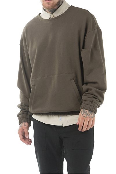 Publish Brand - Men's Rhyss Sweater - Olive