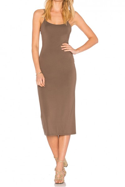 Privacy Please - Women's Elliott Dress - Army