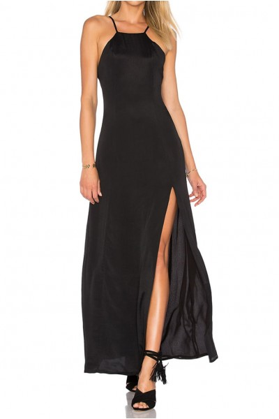 Privacy Please - Women's Orrin Dress - Black