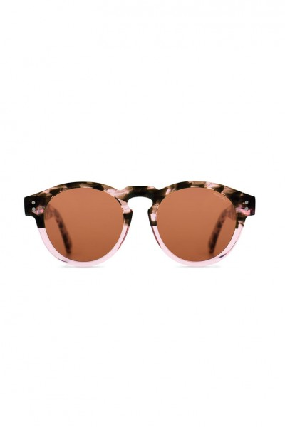 Komono - The Clement Sunglasses - Rose Dust
