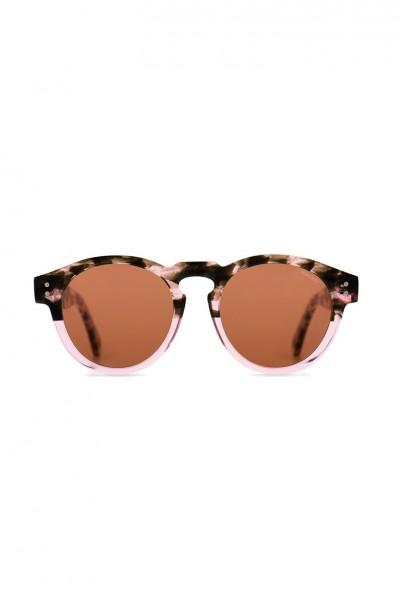 Komono - The Clement Sunglasses - Rose Dust