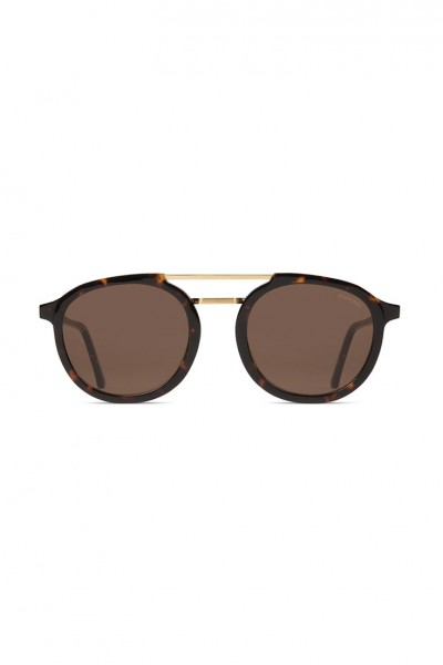 Komono - The Gilles Acetate Sunglasses - Tortoise