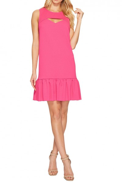 Trina Turk - Women's Shea Dress - Brilliant Fuchsia