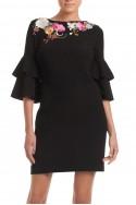 Trina Turk - Women's Leona Dress - Black