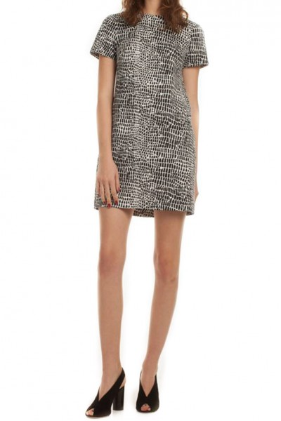 Trina Turk - Women's Zap Dress - Black