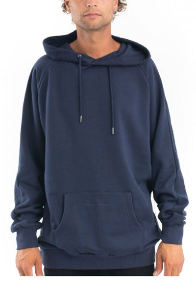 Publish Brand - Men's Bowen Pullover Hoodie - Navy