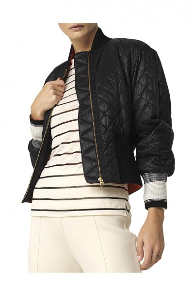 Malene Birger - Womens Banurama Jacket - Black