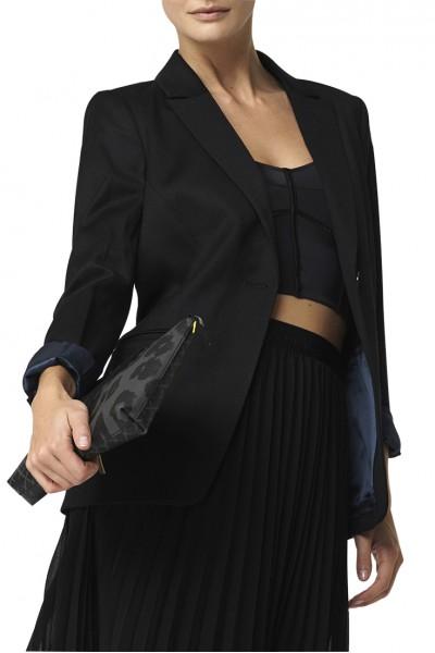 Malene Birger - Womens Dantee Blazer - Black