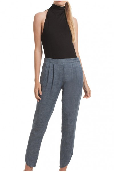 Trina Turk - Women's Fulton Pant - Indigo