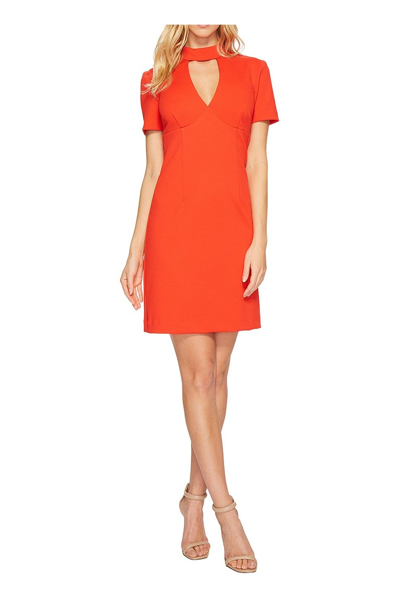 Trina Turk - Women's Camari Dress - Padoga Red