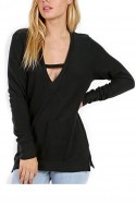 LNA - Women's Vetica Sweater - Vulcan