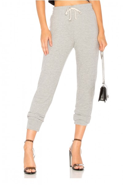 LNA - Women's Cozy Pant - Grey