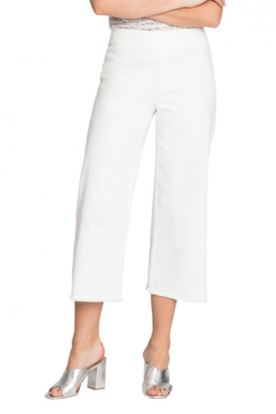 Nic+Zoe - Women's Stretch Denim Pant - Bone